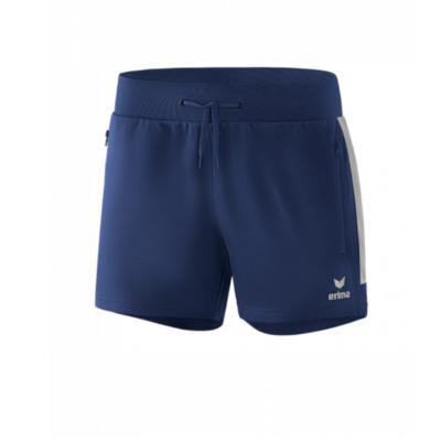 JVW Bruutsportief Short blue F